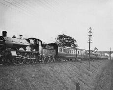 Railways including many old pictures of the old Lapworth to Henley Branch Line